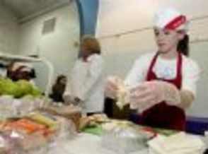 Future Chef at Helen Morgan