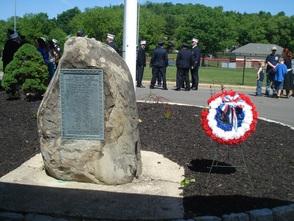 Memorial at Memory Park
