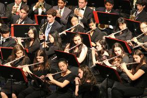 Millburn High School Band Concert