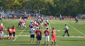 Gov. Livingston Suffers Tough Loss Against Rahway 35-0, photo 1