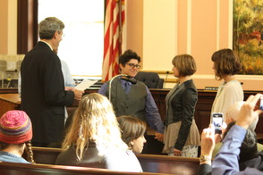 Maplewood's First Same-Sex Marriage Ceremony Performed, photo 16