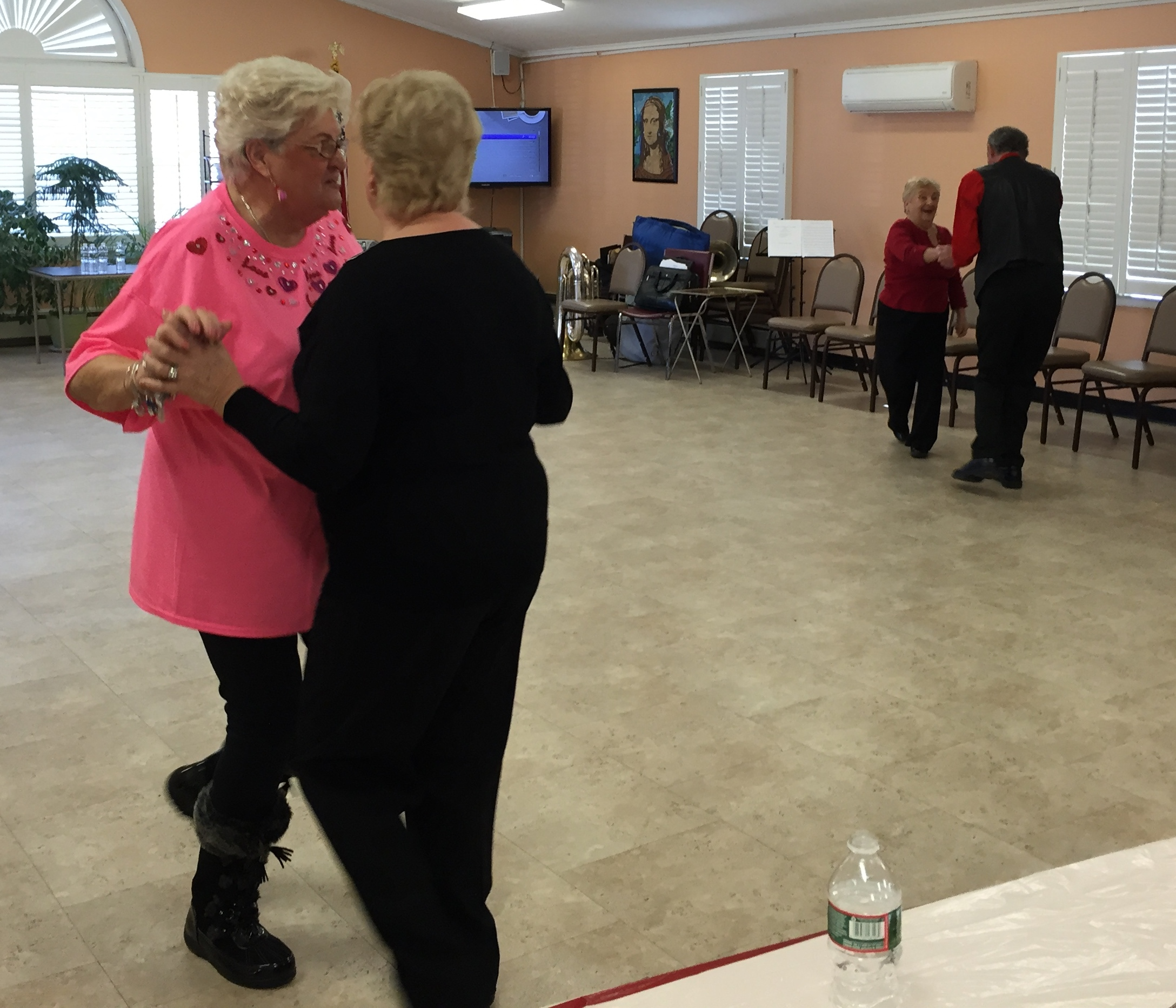 Valentines Day Dance For Sparta Seniors With Live Music TAPInto - Best flooring for seniors