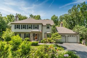 Berkeley Heights Colonial