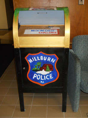 Prescription Drug Dropbox is a Welcome Sight in Millburn, photo 3
