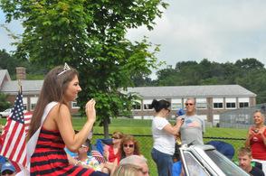 Miss Sparta Jacqueline Foley.