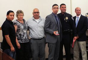 South Plainfield Swears in Three New Police Officers, photo 3