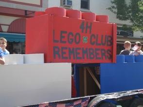 4H Lego Club