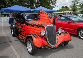 Two Kids Foundation Charity Car Show