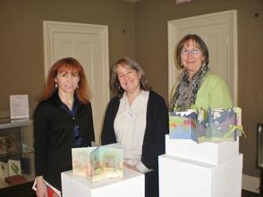 Book Art Exhibit - Westfield Historical Society