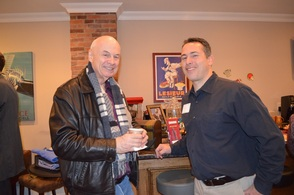 Greater Westfield Area Chamber of Commerce Holds Networking Breakfast at Kennedy's All-American Barber Club, photo 4