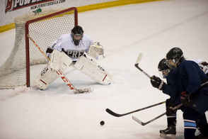 Labella In Goal, St. Peter's Prep Defeats St. Augustine, 7-2 , photo 1