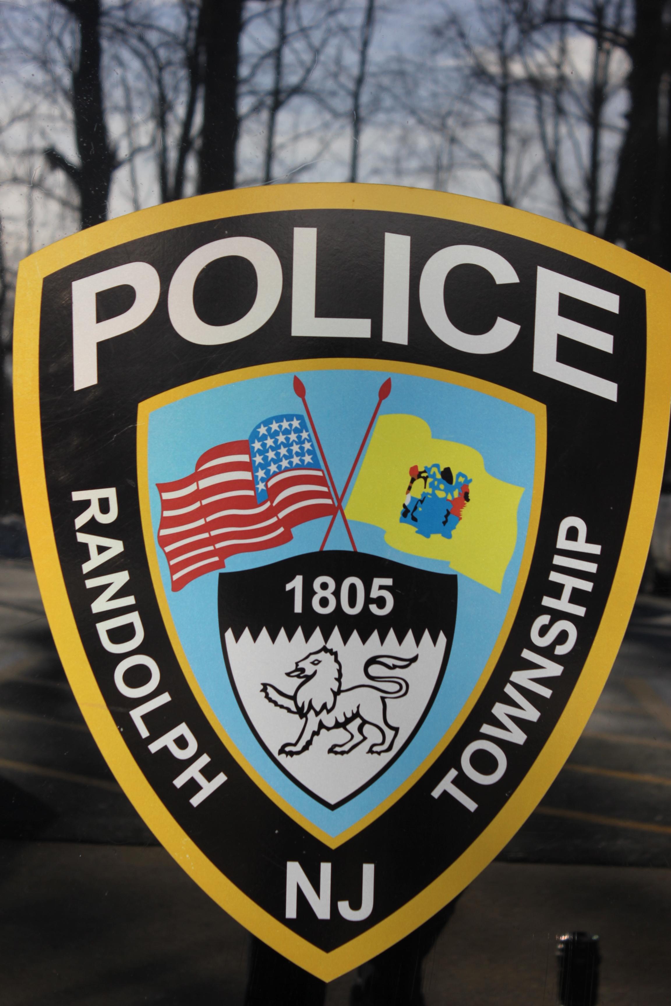 Police Blotter Includes Graffiti On Randolph Roads