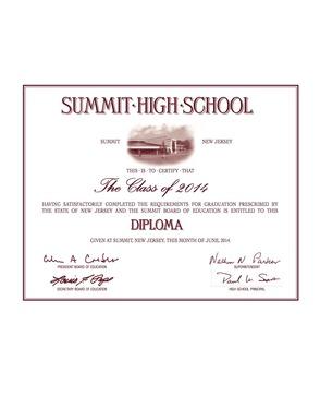 SHS 14 Graduation Program