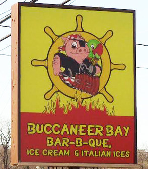 Buccaneer Bay BBQ Opens, photo 5