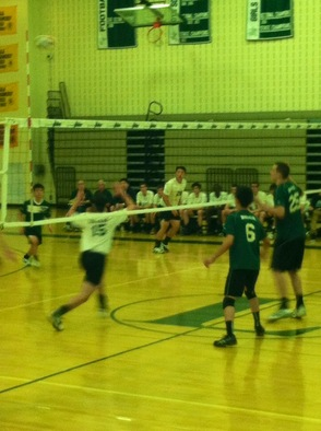 Livingston Boys Varsity Volleybal