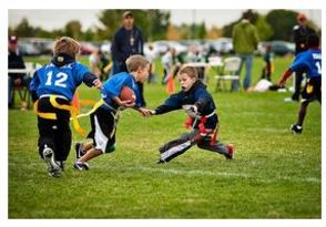 Junior Lancers to Offer Flag Football for Kindergarteners and First Graders