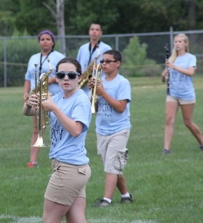 Cool Marching