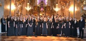 WHS concert Choir