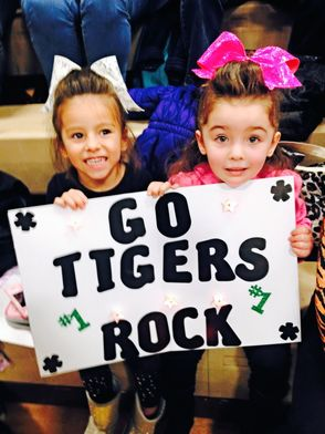 Lady Tigers Cheer Team Eying Elusive First Place at States on Sunday, photo 2