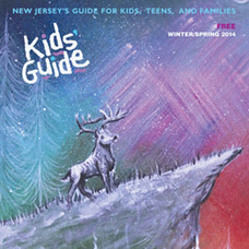 New Jersey's Winter/Spring Kids Guide is now available