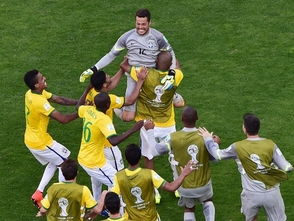Match Recap: Despite a questionable performance, Brazil defeats Chile on PKs with the aid of the cross-bar , photo 1