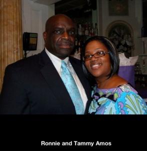 Elder Ronnie & Evangelist Tammy Amos