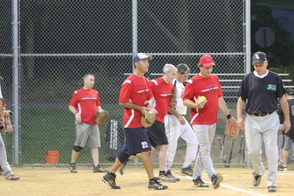 NJ Bar & Grill Crowned 2014 Randolph Mens Softball Champions, photo 5