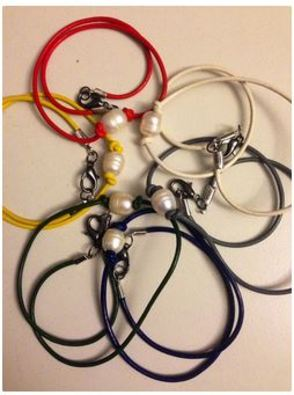 Pearl Necklaces at Kidcessories