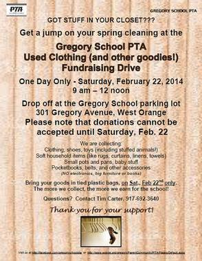 Gregory Fundraiser