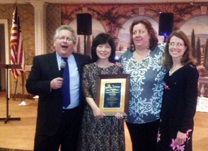 Helen Ling Honored at the 19th Annual Spring Fling