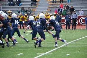 Chatham 7th-Graders Win Playoff Game Against Belleville in OT, 16-14, photo 10