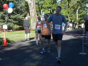 Berkeley Heights Charitable 5K, Neighbors Helping Neighbors, photo 9