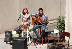 Maplewood 'Art Walk & Music Fest' Generates Big Interest, photo 2