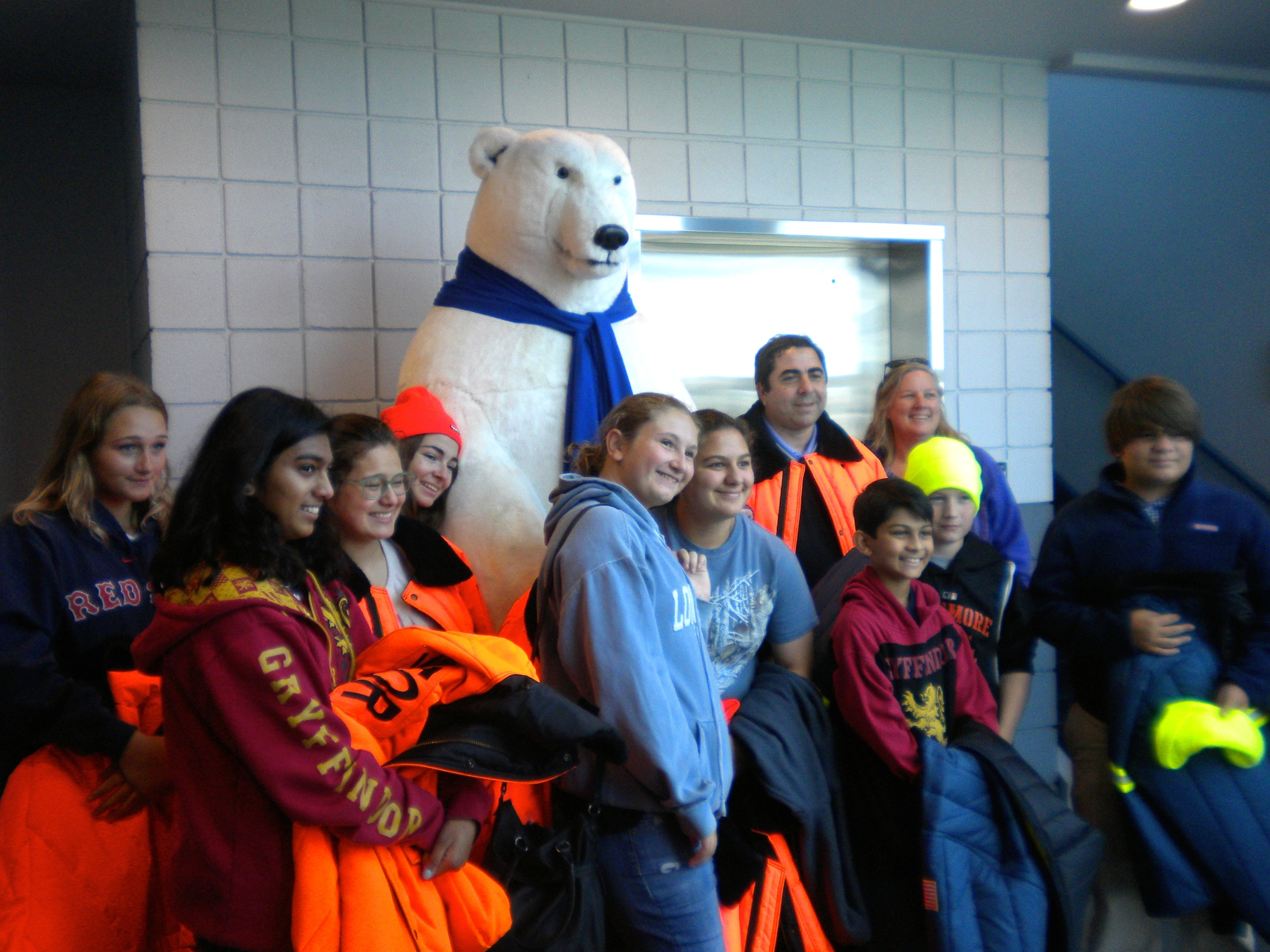 ChathamSTEM Students from New Providence Visit Preferred Freezer Services