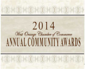 West Orange Chamber of Commerce Announces Annual Community Awards Dinner, photo 1