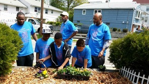 Roselle Comes Together for Community Clean Up Day, photo 49