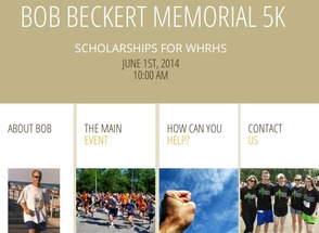 It's Time to Register for Bob Beckert Memorial Scholarship 5K Run/Walk, photo 1