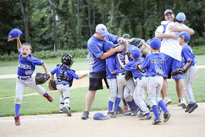 The Thrill of Victory for SPFBL's 7U Raiders