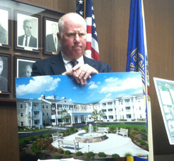 Council Looks at Proposal for New Assisted-Living Community, photo 1
