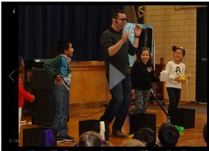 Magic of 5-A-Day Nutrition Assembly