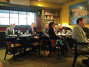 Millburn-Short Hills Chamber of Commerce Holds Networking Breakfast and Red Cross Presentation, photo 2