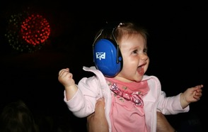 Protect Your Ears During the Fireworks