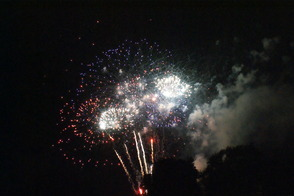 Hundreds Celebrate Independence With Fireworks, Music, photo 21