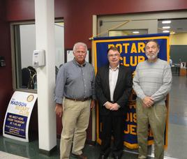 Rotary Club Presents New Members, photo 1