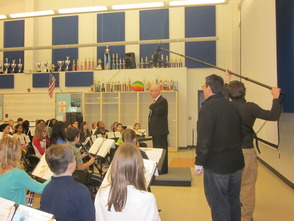 Randolph Middle School Sixth-Grade Band to be on NJ Network 'Classroom Close-up' in March, photo 3