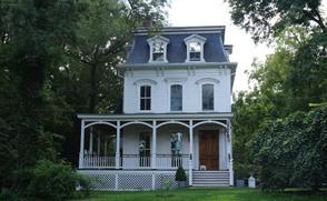 Addam's Family home