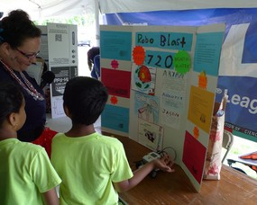 Jr.FLL Teams with Reviewers