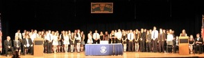 Newest Inductees to the National Honor Society