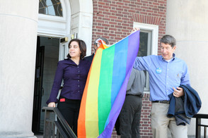 Maplewood's First Same-Sex Marriage Ceremony Performed, photo 4