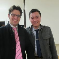 Brian Pinto and John Kim